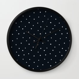 Nursery prints and patterns Wall Clock