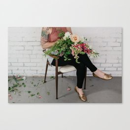 Find Yourslef Canvas Print