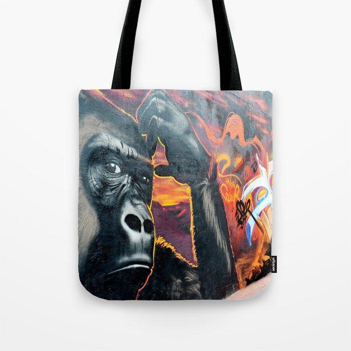Gorille - Rue Ordoner Tote Bag