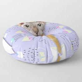 SPHYNX CAT ICE CREAM Floor Pillow