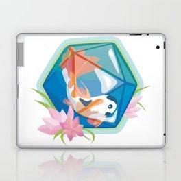 Koi D20 Laptop & iPad Skin
