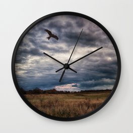Peace in The Storm Wall Clock