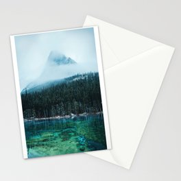 Grassi Lakes III Stationery Cards