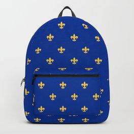 Royal Blue Backpack