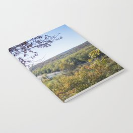 Castlewood - Fall Autumn Forest Photography Notebook