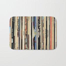Classic Rock Vinyl Records Badematte