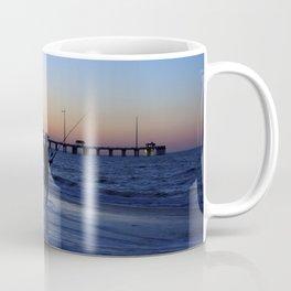 Surf Fishing Outer Banks Coffee Mug