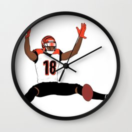 TD SZN Wall Clock