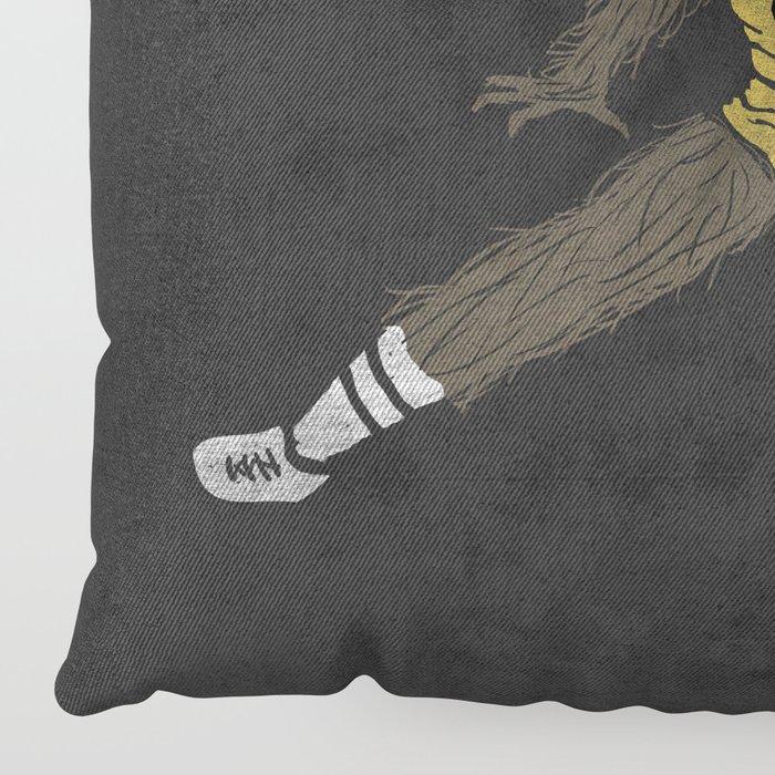 air teen wolf Floor Pillow