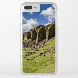Rosedale ironstone kilns Clear iPhone Case