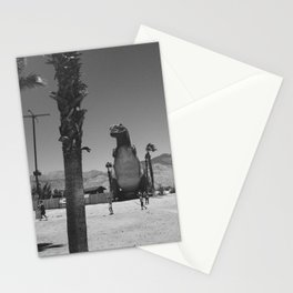 Cabazon T-Rex Stationery Cards