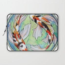 Koi Harmony Laptop Sleeve