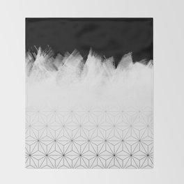 Christmas Geometric Pattern Throw Blanket