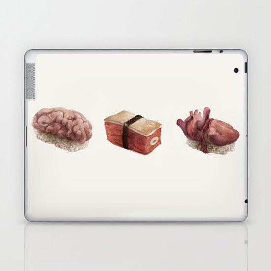 Fresh Flesh Laptop & iPad Skin