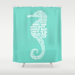 My Soul is Sound When I'm i My Hometown Shower Curtain