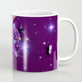 Power Purple For a Cure - Fairy Dust Coffee Mug