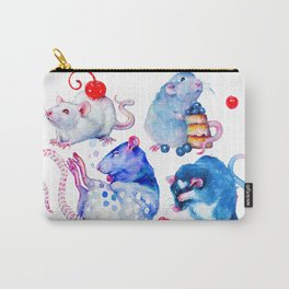 Sweet Rats Carry-All Pouch