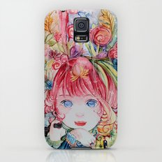 Nadias dream garden Galaxy S5 Slim Case
