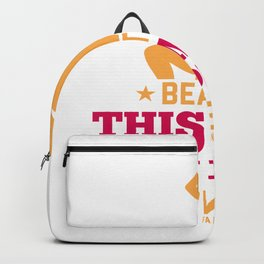 Basketball Mother Mother Streetball Backpack