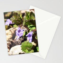 Ground Ivy 03 Stationery Cards