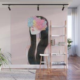 my dear girl Wall Mural