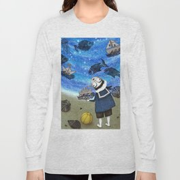 Day on the Beach Long Sleeve T-shirt