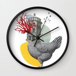Bao A Qu Il Mostro Gentile Wall Clock