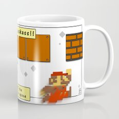Reminder: Plumbers are NOT the right people to fix satellites in space Mug