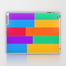 Patched Together Laptop & iPad Skin
