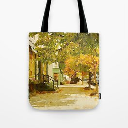 Norway, ME Tote Bag
