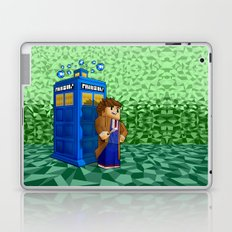 10th Doctor who in 8bit world iPhone 4 4s 5 5c 6, pillow case, mugs and tshirt Laptop & iPad Skin