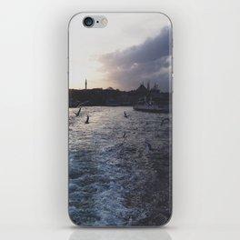 SEA @ ISTANBUL Bosphorus iPhone Skin