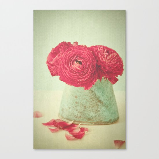 Joyful Canvas Print
