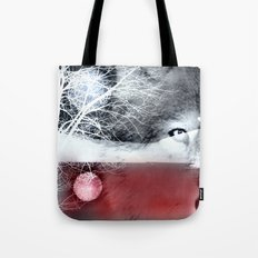 Wolf's blood Tote Bag