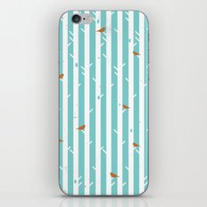 Bird Sanctuary iPhone & iPod Skin