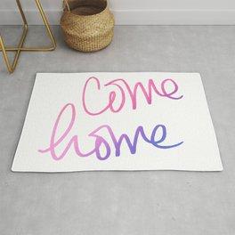 Come Home Rug