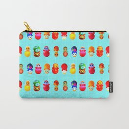 Dollies Carry-All Pouch