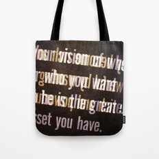 Get it Tote Bag