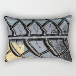 Tire Tread Rectangular Pillow