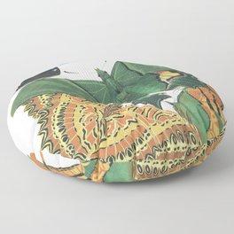 Emile-Allain Séguy - Papillons Floor Pillow