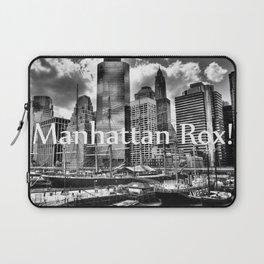 Manhattan Rox! Laptop Sleeve