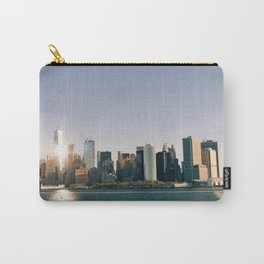 Morning over Manhattan Carry-All Pouch