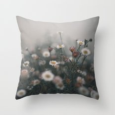whispering chaos Throw Pillow