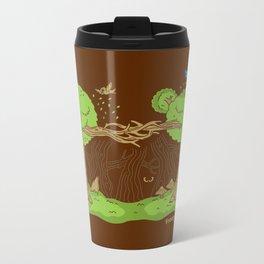 Treenagers Metal Travel Mug