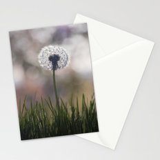 dandelion....i wish Stationery Cards
