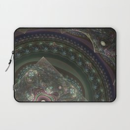 Center Squared by Knightengale Laptop Sleeve
