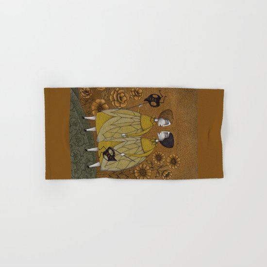 To Save the BEES! Hand & Bath Towel