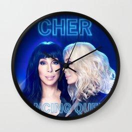 dancing queen cherr tour 2019 kalsium Wall Clock