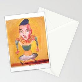 Payaso por Diego Manuel Stationery Cards