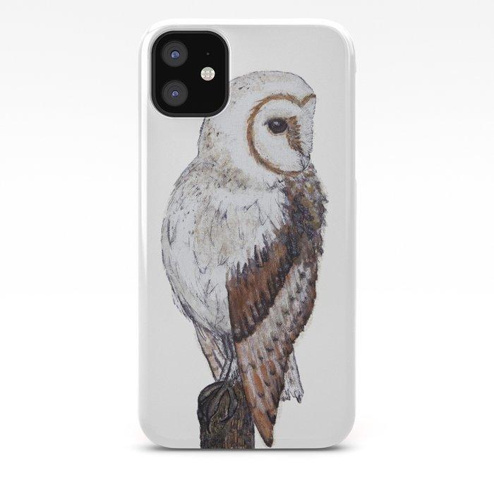 Barn Owl iPhone Case